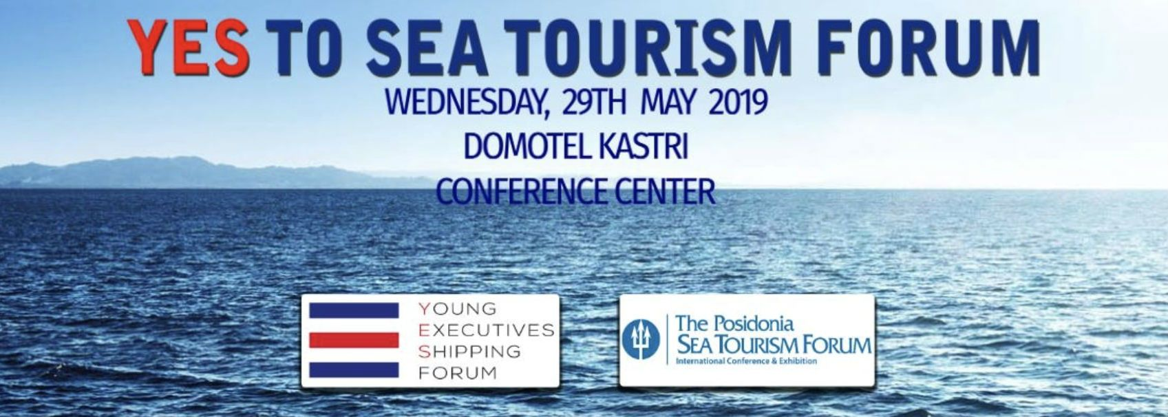 «YES to Sea Tourism Forum» 2019