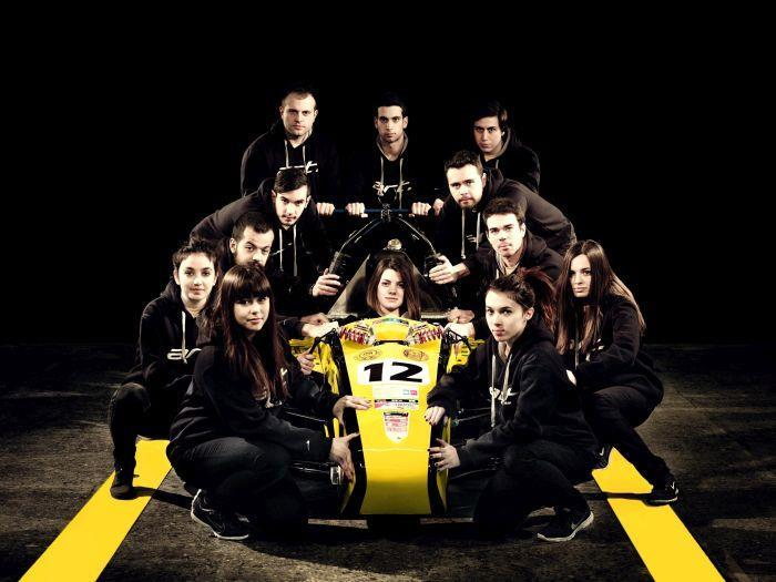Formula 1 ΑΠΘ, McLaren, Aristotle Racing Team, ART