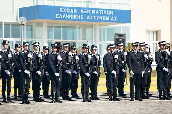 Απόφαση ΣτΕ για Αστυνομικές Σχολές: Αντισυνταγματικό το όριο 1,70μ. για το ύψος ανδρών και γυναικών υποψηφίων