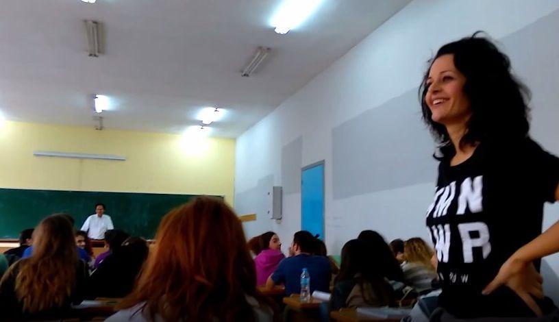 Καθηγητές και φοιτητής πορνό βίντεο