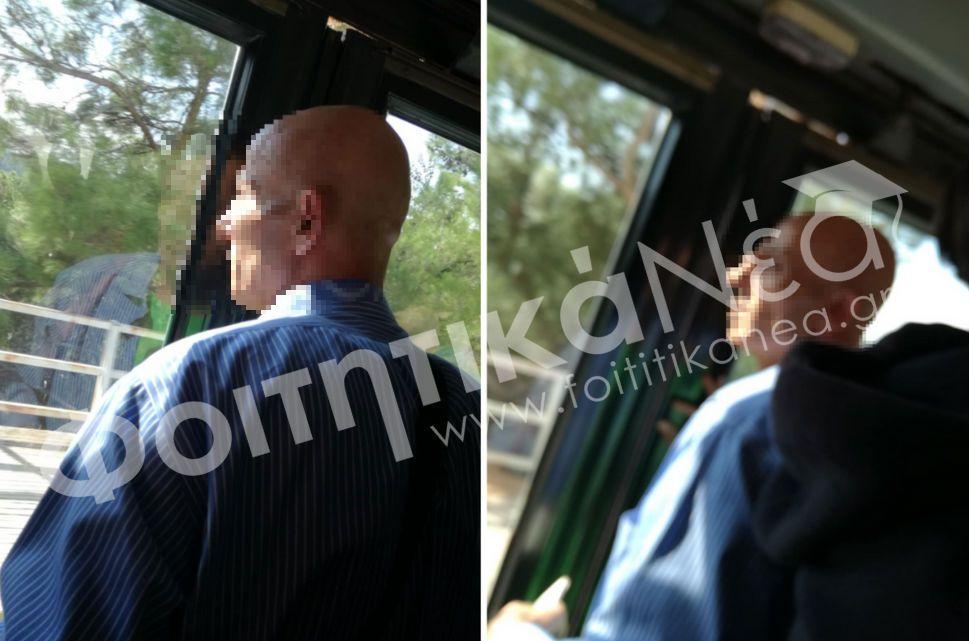 Νέα καταγγελία φοιτήτριας για σεξουαλική παρενόχληση σε λεωφορείο του ΟΑΣΑ