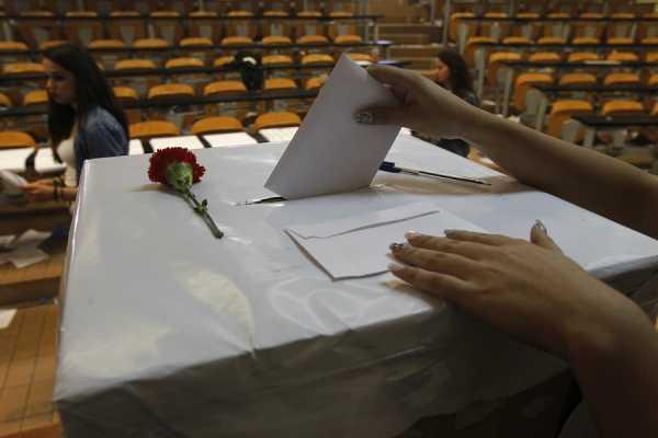Φοιτητικές εκλογές 2015 αποτελέσματα Πανεπιστήμιο Ιωαννίνων [ΤΕΛΙΚΟ]