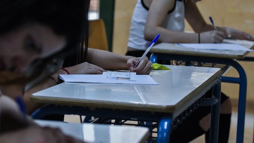 Έρχεται ρύθμιση για τη συμμετοχή παλαιών υποψηφίων στις Πανελλαδικές 2020